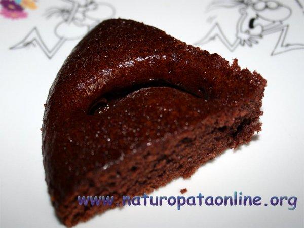fetta torta cioccolata