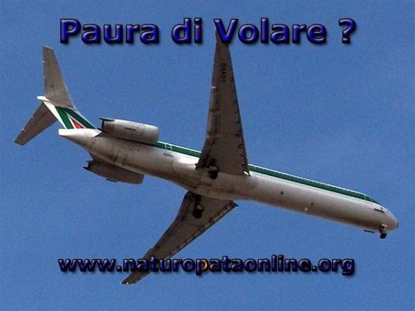 claustrofobia attacchi di panico aereo