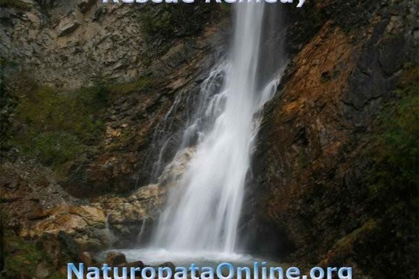 cascata acqua montagna