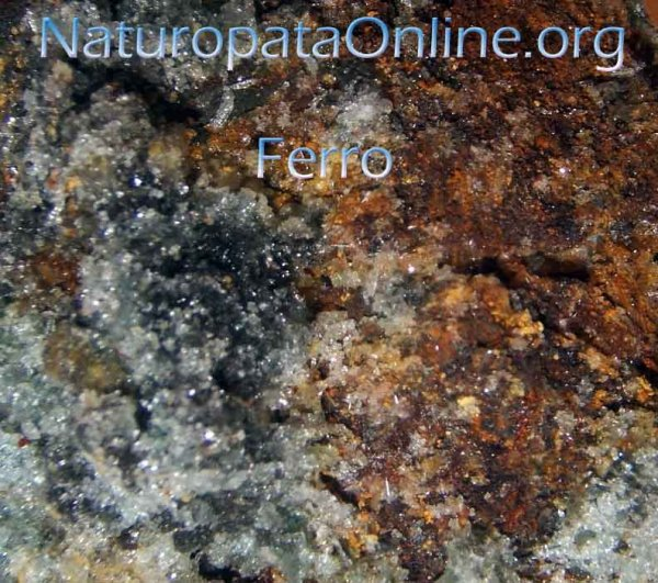 ferro ferrite
