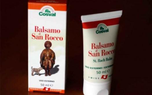 balsamo san rocco cosval per dermatite psoriasi ed eczema