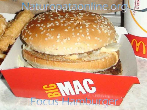 hamburger mac