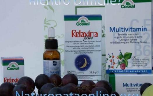 rientro difficile uva melatonina magnesio soccorso