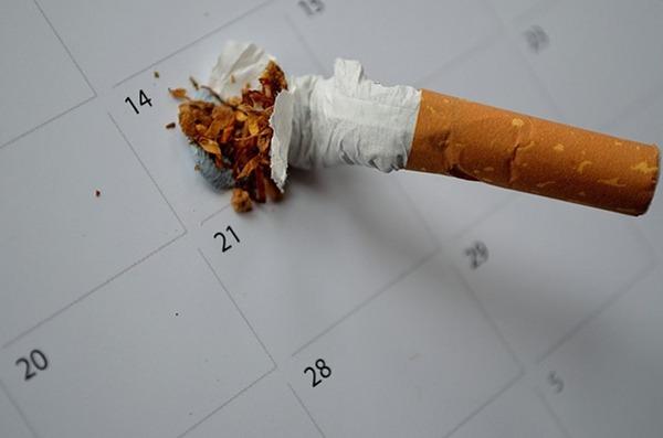 Smettere di fumare un periodo di amore