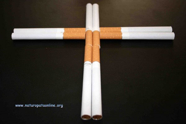 sigarette croce