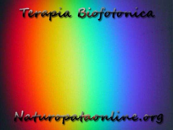 terapia biofotonica biophotonic therapy
