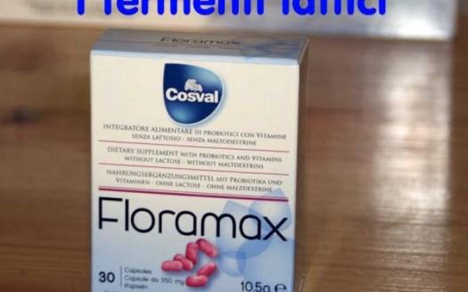 fermenti lattici floramax cosval