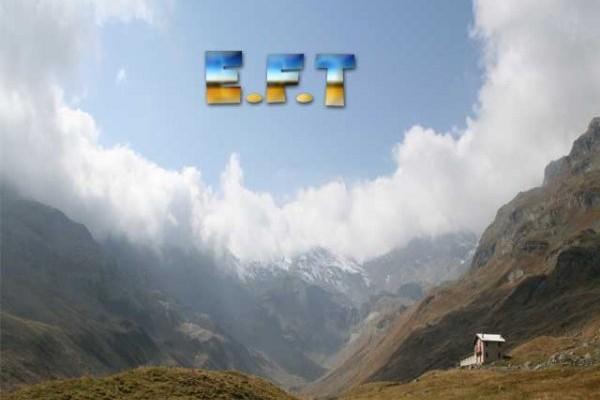 montagna cielo nuvole
