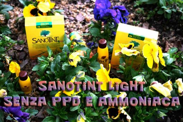 sanotint light fiori prato