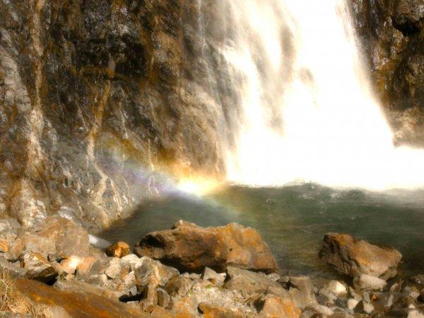 cascata montana