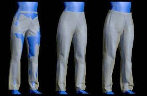 body scanner salute