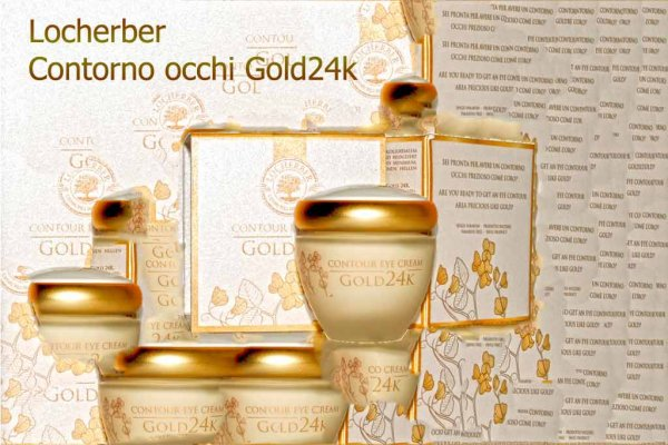locherber gold24k occhi