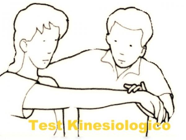 test kinesiologico