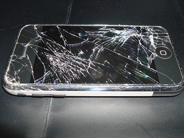 cellulare rotto