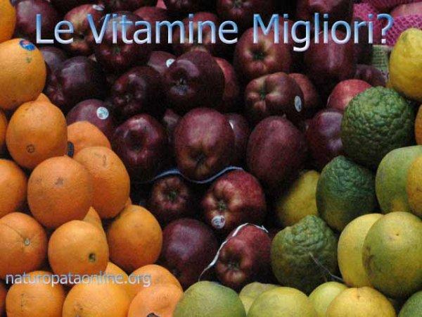 mele arance limoni agrumi vitamine
