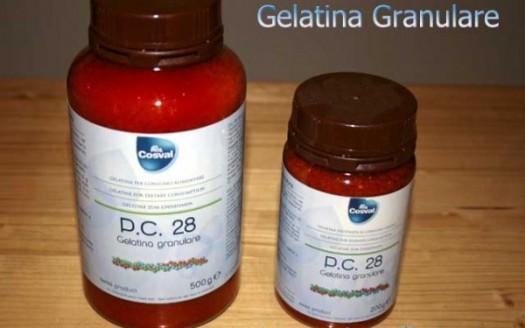 gelatina granulare