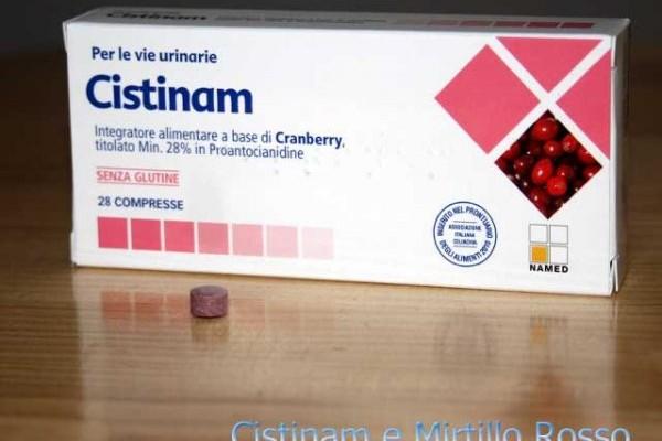 integratore cistinam