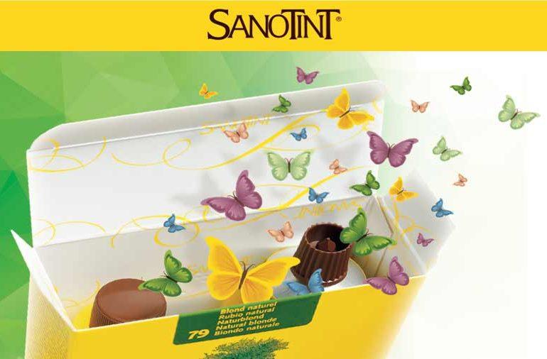 Sanotint sensitive una tinta efficace che non contiene: PPD, canfora, ammoniaca, metalli aggiunti, parabeni, paraffine, siliconi e formaldeide