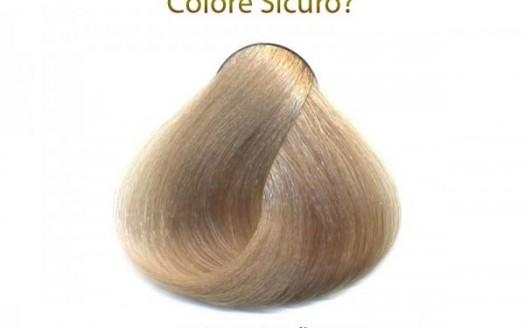 colore sicuro senza chimica