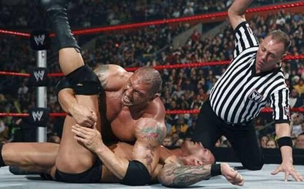 wrestling ko