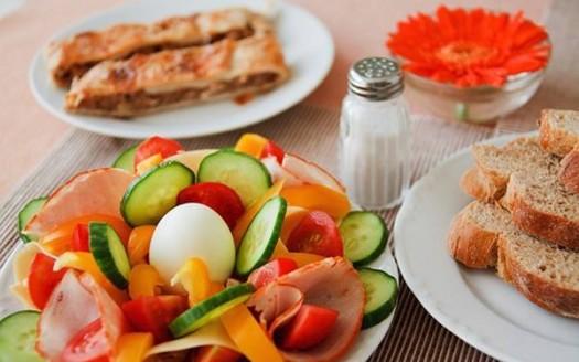 Il sapore degli alimenti secondo la medicina tradizionale for Colazione cinese