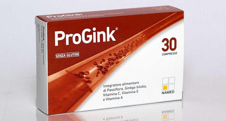Progink Integratore di Ginko Bilobae
