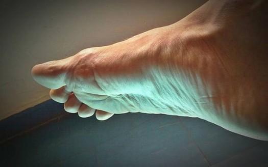 piede uomo