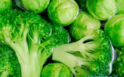 broccoli cavolini bruxelles