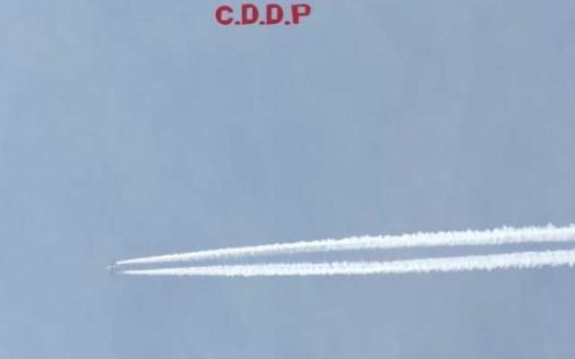 chemistralis scie chimiche nel cielo