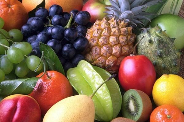frutta vitamine