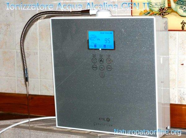 Ionizzatore acqua alcalina named