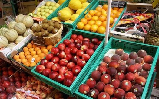cassetta frutta supermercato