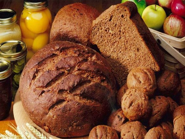 pane integrale colazione sana vegetariana