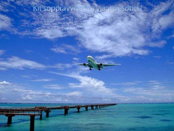 oceano viaggiatore aereo