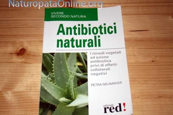libro antibiotici naturali