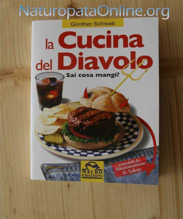 libro cucina del diavolo
