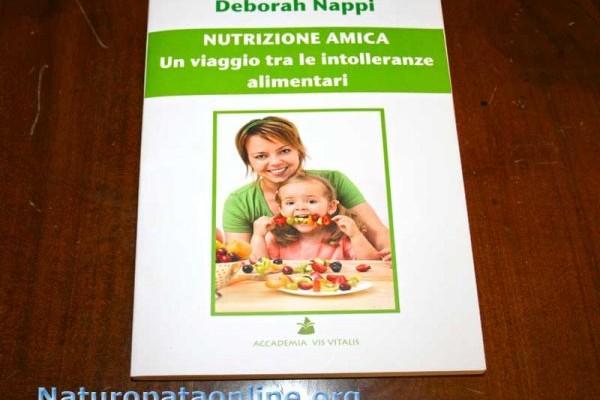 libro nutrizione amica