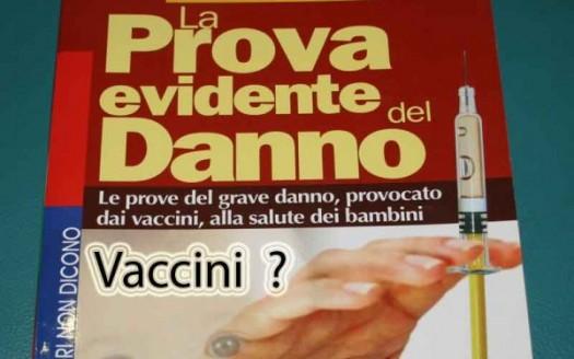 libro vaccini prova evidente danno david kirby