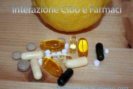 cibo farmaci