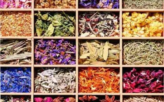 Proprieta 39 delle spezie zafferano pepe nero e curry naturopataonline - Le spezie in cucina ...