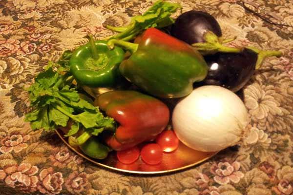 melanzane-peperoni