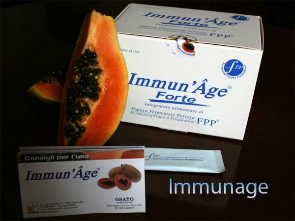 immunage-papaya-fermentata