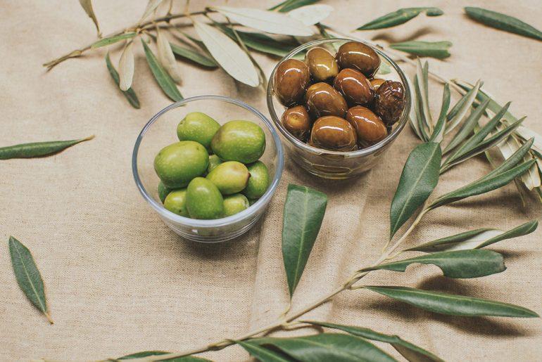 come-condire-le-olive-verdi