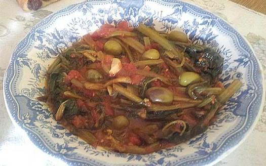 erbette-pomodorini-olive-verdi