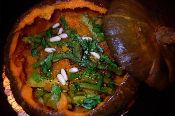 vegan-zucca-asparagi-ricetta
