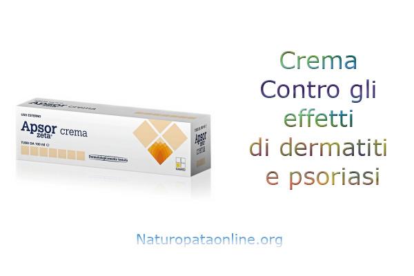Cura di eczema da carbonato di sodio