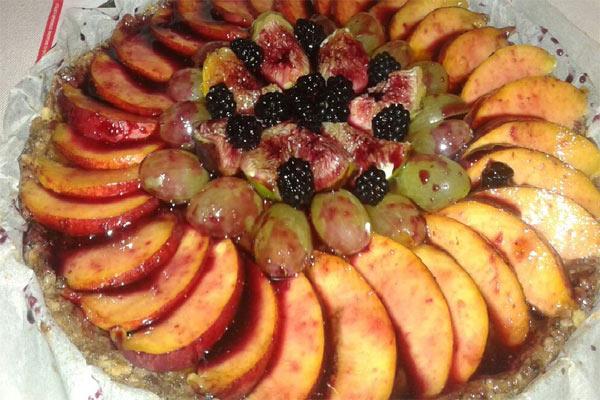 torta-senza-forno-vegan-frutta