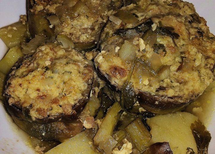 Carciofi_ripieni_al_forno_vegetariani_ricetta