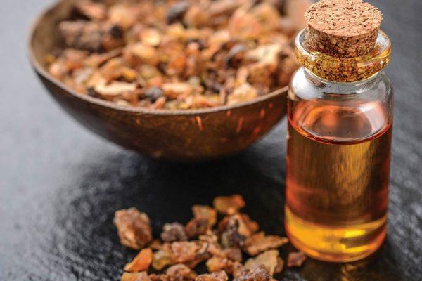 olio essenziale di mirra