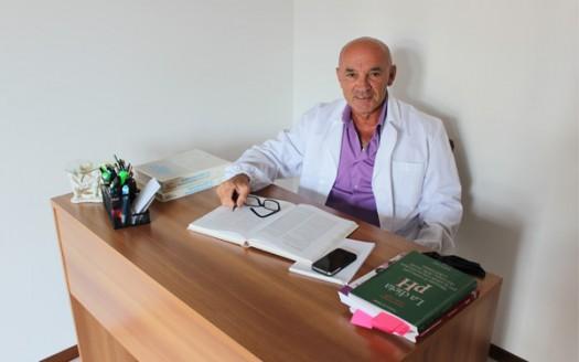 Dr. Giuseppe Gianfrancesco ph.d